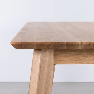 Sav & Okse Gunni table extendable Oak