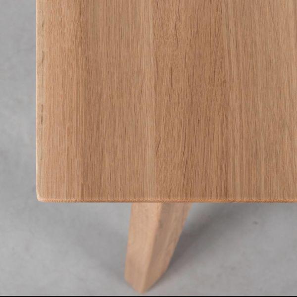 bSav & Okse Gunni table extendable Oak