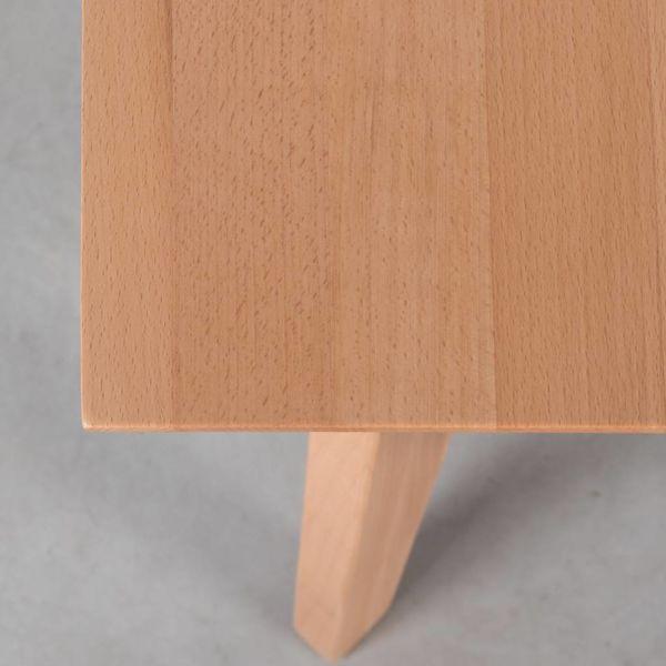 bSav & Okse Gunni table extendable beech