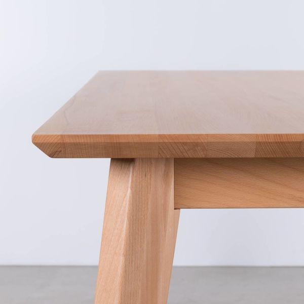 bSav & Økse Gunni table extendable beech