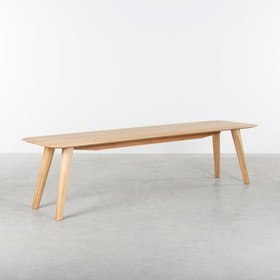 Sav & Økse Olger Dining Table Bench Oak