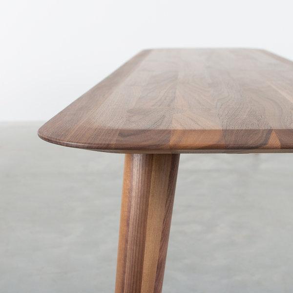 bSav & Økse Olger Dining Table Bench Walnut