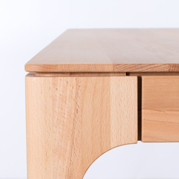 bSav & Okse Rikke dining table bench Beech