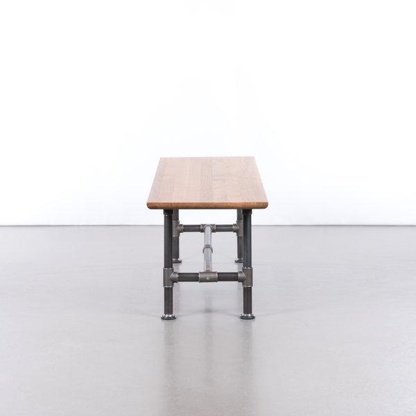 bSav & Okse Ditte Dining Table Bench Oak