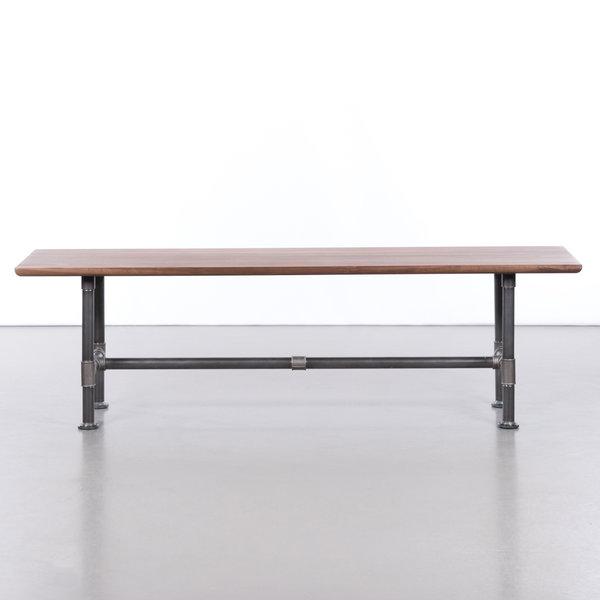 bSav & Økse Ditte Dining Table Bench Walnut