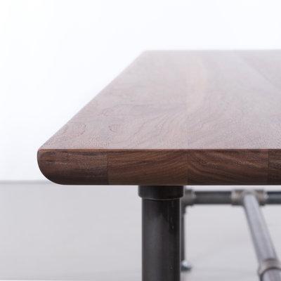 Sav & Økse Ditte Dining Table Bench Walnut