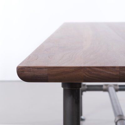 Sav & Okse Ditte Dining Table Bench Walnut
