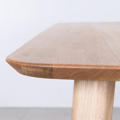 Tomrer tafel massief hout