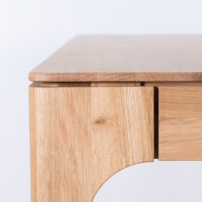 Rikke table solid wood