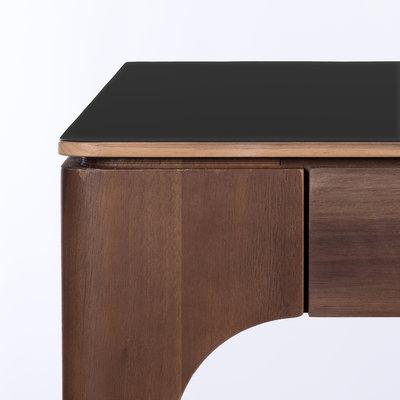 Rikke table Fenix - Walnut