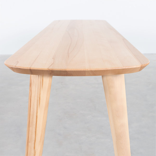 bSav & Okse Tomrer Dining table bench Beech