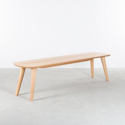 Sav & Økse Tomrer Dining Table Bench Beech