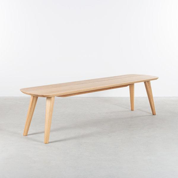 bSav & Økse Tomrer Dining Table Bench Oak