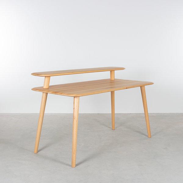 bSav & Okse Olger Desk Beech Oiled 150x75 - Offer