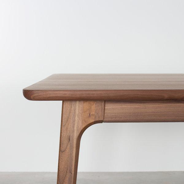bSav & Okse Fjerre Table Walnut