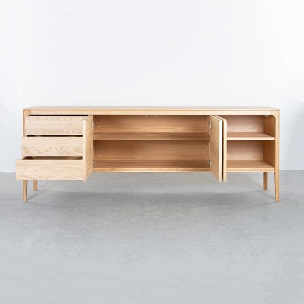 bSav & Okse Oak sideboard