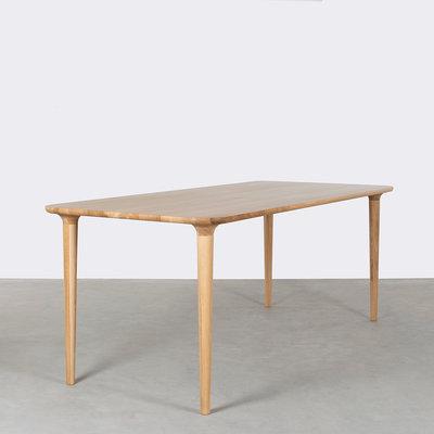 Sav & Økse Trumpet Table Oak