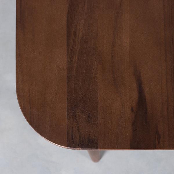 bSav & Økse Trumpet Table Walnut