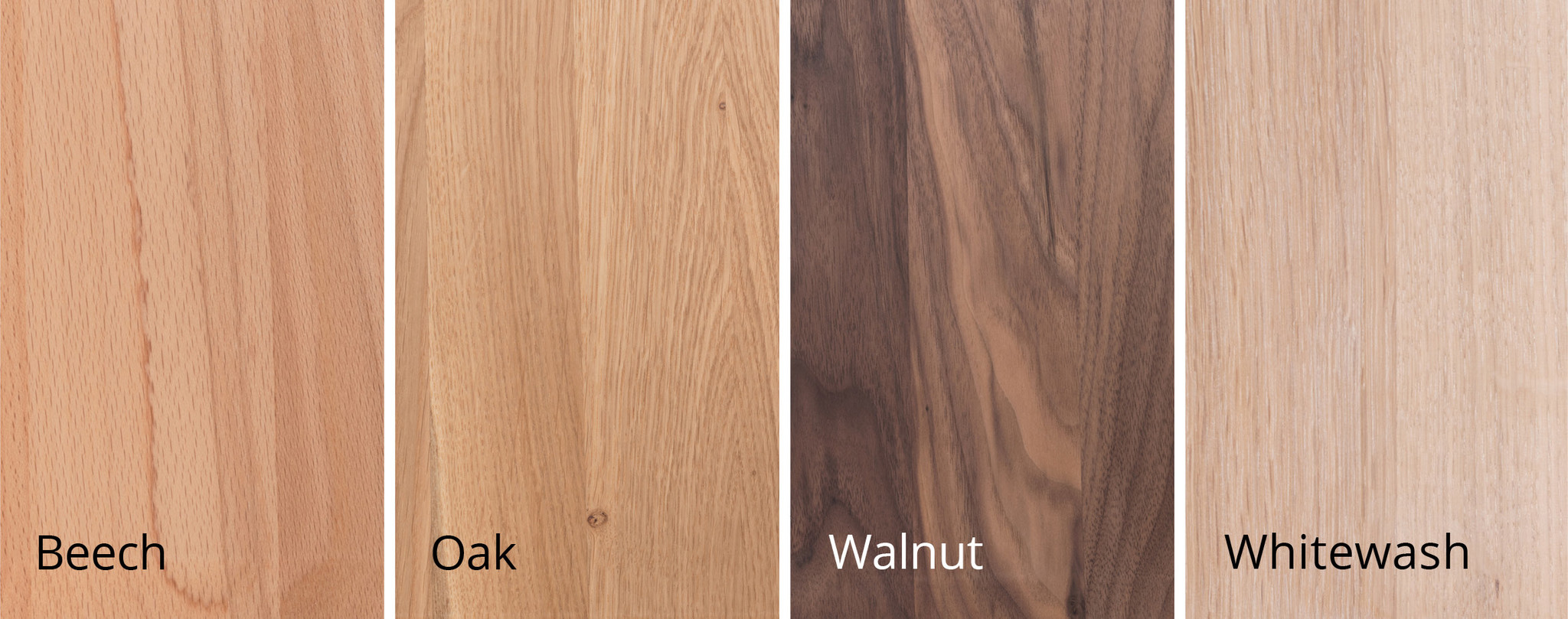 Sav & Ok wood samples