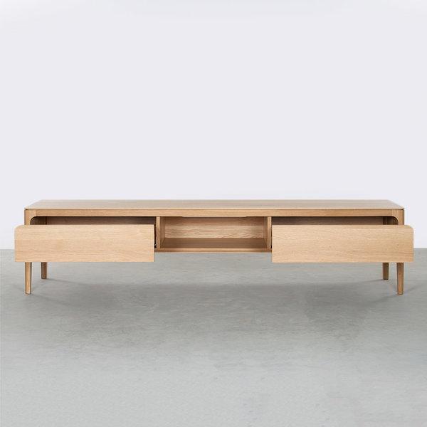 bSav & Okse Rikke TV Cabinet Oak