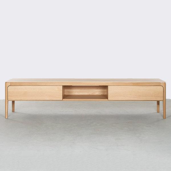 bSav & Økse Rikke TV Cabinet Oak