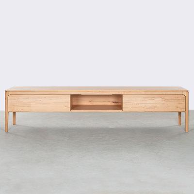 Sav & Økse Rikke TV Cabinet Beech 200cm
