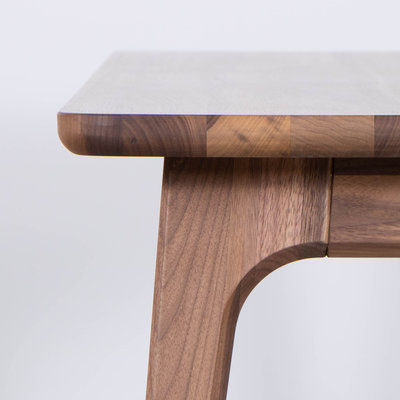 Sav & Økse Fjerre Dining Table Bench Walnut