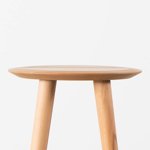 bSav & Okse Olger Bar stool Beech
