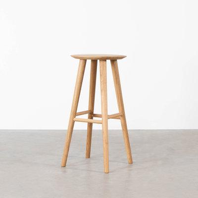 Sav & Okse Olger Bar stool Oak