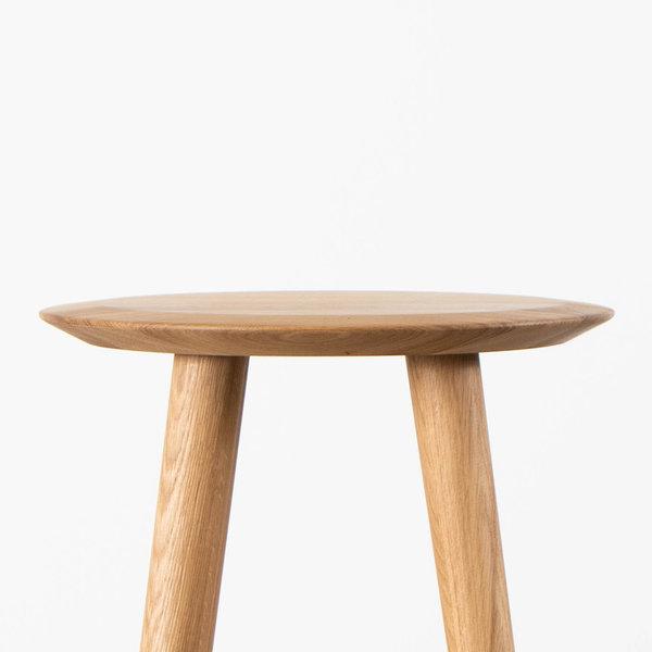 bSav & Okse Olger Counter Barstool Oak