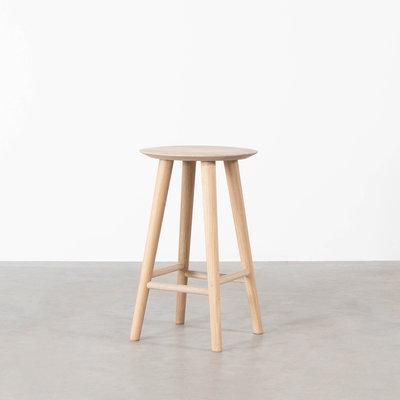 Sav & Okse Olger Counter Barstool Oak Whitewash