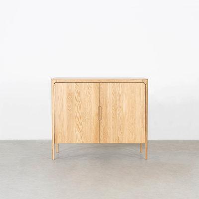 Sav & Økse Rikke Highboard Cabinet Oak 2