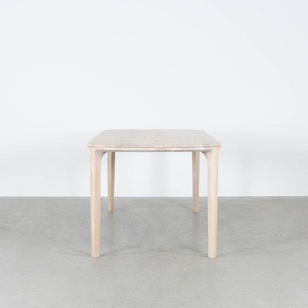bSav & Økse Onni Table Oak Whitewash