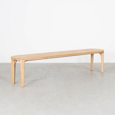 Sav & Økse Onni Dining table bench Oak