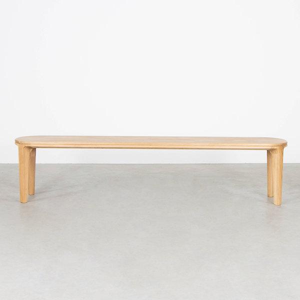 bSav & Økse Onni Dining table bench Oak