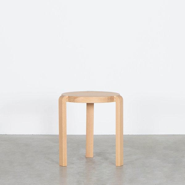 bSav & Økse Fraek Side table Beech