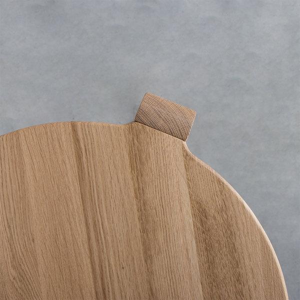 bSav & Økse Fraek Side table Oak