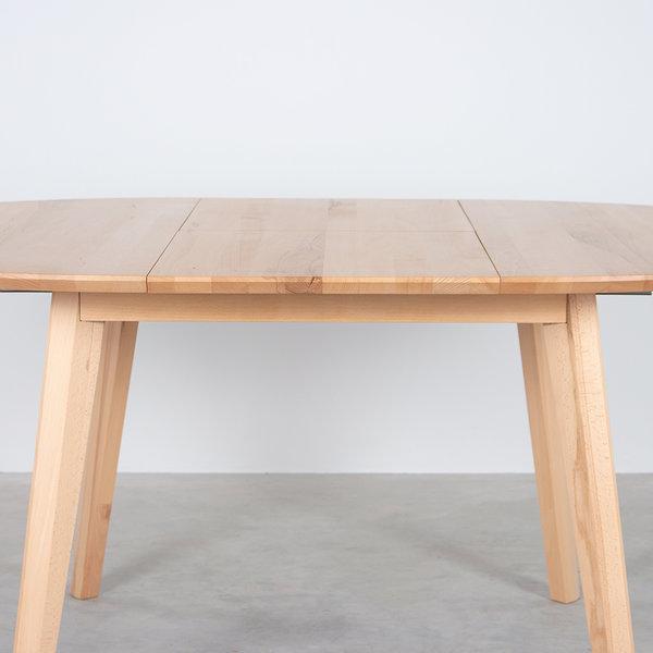 bSav & Økse Nonne round table extendable beech