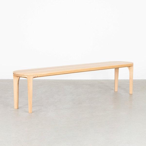 bSav & Økse Onni Dining table bench Beech
