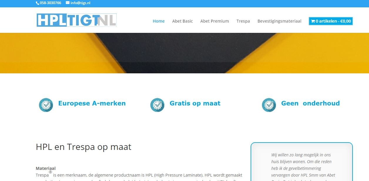 HPL-TIGT.nl