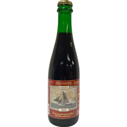 De Struise Brouwers De Struise Brouwers Pannepot Reserva 2012 Cask Strength Limited Edition