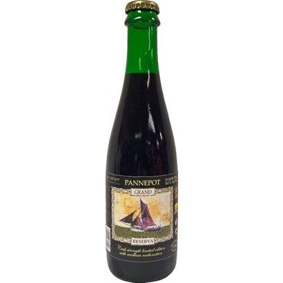 De Struise Brouwers De Struise Brouwers Pannepot Grand Reserva 2011 Cask Strength Limited Edition