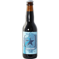 Lervig Aktiebryggeri Lervig / Way Beer 3 Bean Stout