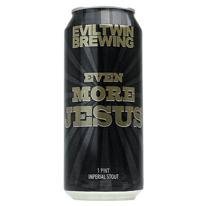 Evil Twin Brewing Evil Twin Even More Jesus - 473 ml
