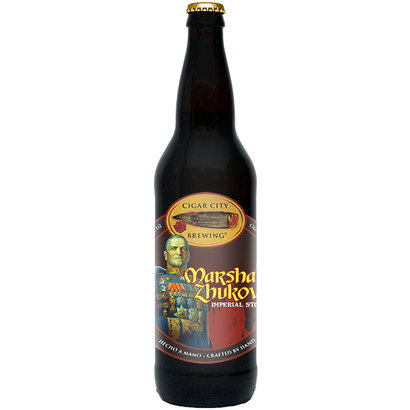 Cigar City Brewing Cigar City Marshal Zhukov's Imperial Stout - 65 cl