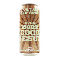 Evil Twin Brewing Evil Twin Even More Coco Jesus