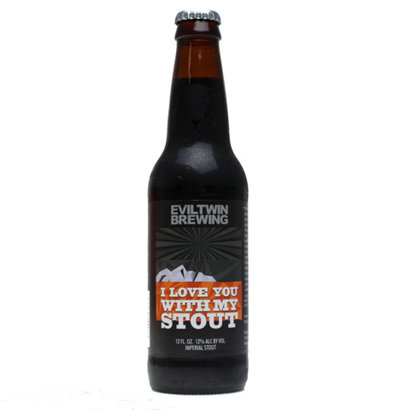 Evil Twin Brewing Evil Twin I Love You With My Stout - 35,5 cl