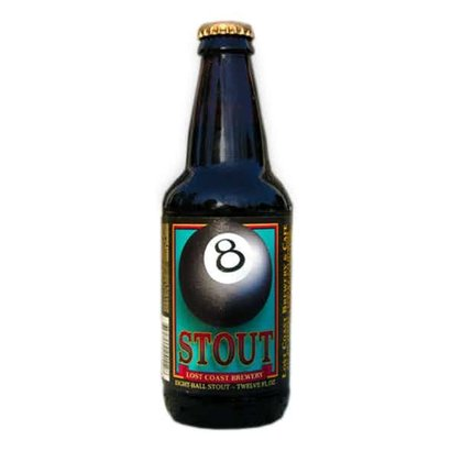 Lost Coast Brewery Lost Coast 8 Ball Stout - 35,5 cl