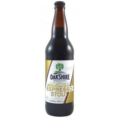 Oakshire Brewing Oakshire Overcast Espresso Stout - 65 cl