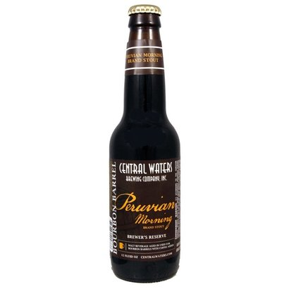 Central Waters Brewing Co. Central Waters Brewer's Reserve Peruvian Morning Imperial Stout - 35,5 cl